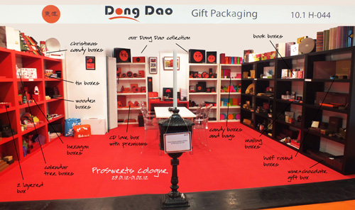 booth dong dao